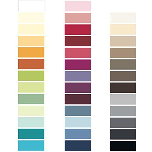 Janine Spannbettlaken Jersey Elastic, weiß, Größe Bettlaken:90/100x190/220