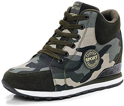 Camouflage shoes heels _image3