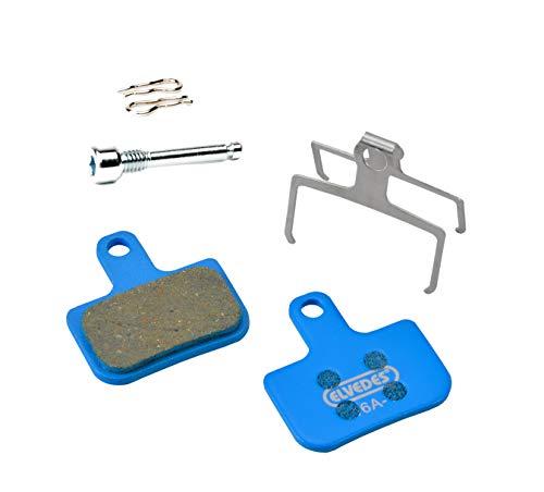 Elvedes AVID DB1/DB3 Pastillas de Freno para ciclomotor, MTB/E-Bike/VTT/Carretera Adulto, Unisex, Azul...
