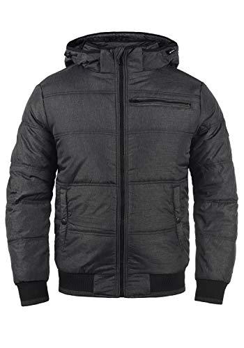 Blend Herren Winterjacke Herrenjacke Jacke gefüttert 20709247 OV, Größe:M, Farbe:Charcoal (70818)