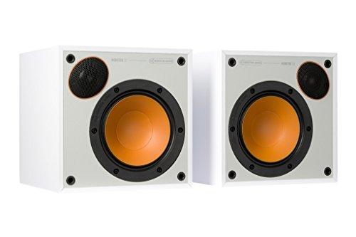 Monitor Audio Monitor 50 Kompaktlautsprecher (Paar) weiß
