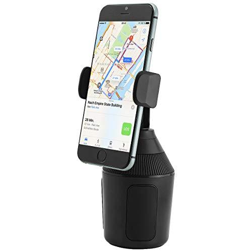 Universale per auto supporto per auto, supporto di Tazza Tazza di Montaggio per Smartphone fino a 9,5 cm larghezza