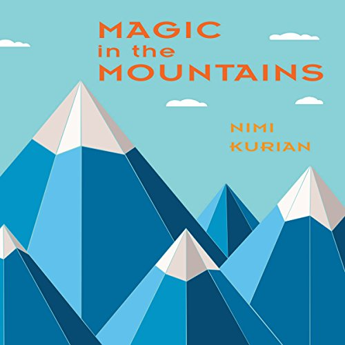 Magic in the Mountains audiobook cover art