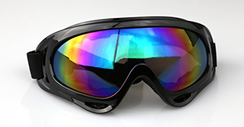 ATO-Helme KB1 Black RB Kinder Motocrossbrille Motorradbrille