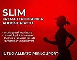 Zoom IMG-1 crema addominali uomo snellente pancia