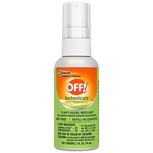 OFF! Botanicals Insect Repellent IV, 2 fl oz (1 ct)