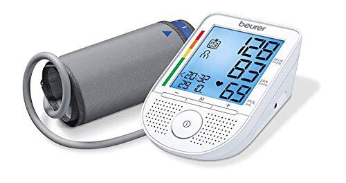 Beurer Monitor de presión arterial hablante