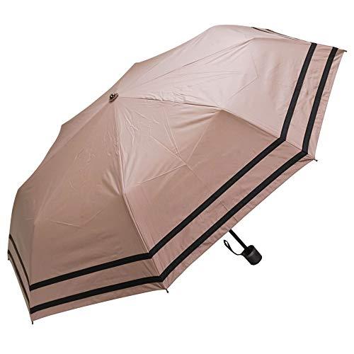 macocca(マコッカ) 完全遮光 遮光率100% UVカット率99.9%以上 超撥水 耐風骨 晴雨兼用傘 大きめ 55cm 折りたたみ傘 makez. マケズ
