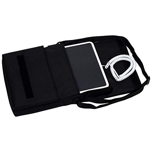 Patient Aid Soft-Sided Carrying Case for Patient Aid Medical Scale - Portable Case for Physicians Scale - Also Fits Health o Meter, Tanita, Detecto, and Seca Scales
