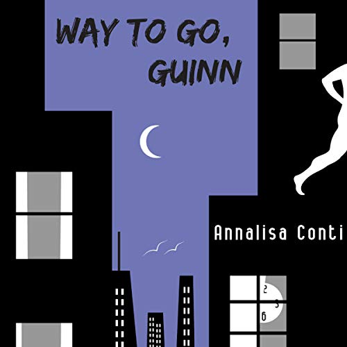 Way to Go, Guinn audiobook cover art