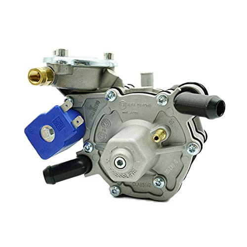 YEZIO Ventilmagnetventil Liquified Petroleum Mehrdruckminderer LPG Ventil Vaporizer Mechanisches Ventil