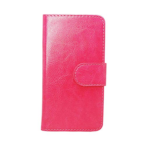 TTJ Handyhülle für Allview Soul X6 Mini Hülle Leder, Premium Leder Flip Wallet Hülle Schutzhülle Tasche Handytasche für Allview Soul X6 Mini Handy Hüllen Cover (6,2