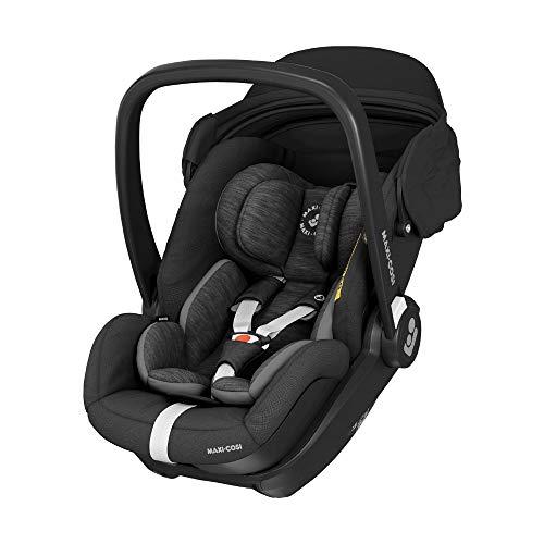 Maxi-Cosi Marble Babyschale, i-Size Baby-Autositz mit 157° Liegefunktion, Gruppe 0+ (40-85 cm /...