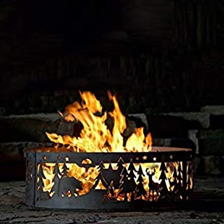 metal fire pits