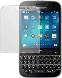 dipos I 6X Schutzfolie matt kompatibel mit BlackBerry Classic Folie Bildschirmschutzfolie