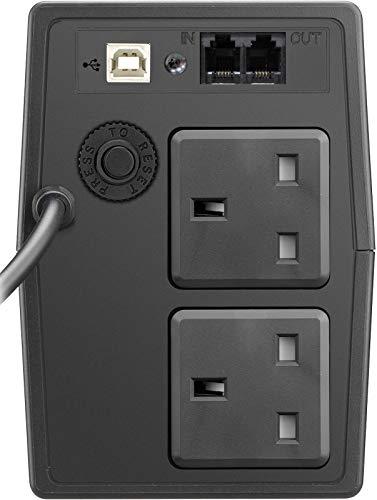 Preisvergleich Produktbild PowerWalker VI 600 SC UK 600VA / 360W Line Interactive