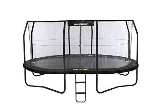 JumpKing Gartentrampolin JumpPod - 457 cm x 305 cm
