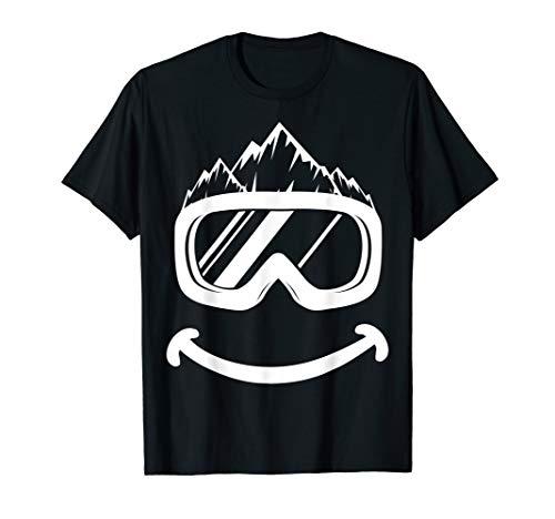Lustig Snowboard Geschenk Snowboarder Skifahren Witzig Ski T-Shirt