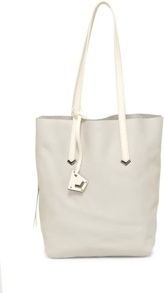 Botkier Vesey Leather Tote, Ash