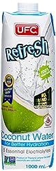 UFC Refresh UHT 100% Coconut Water, Tetra, 1L