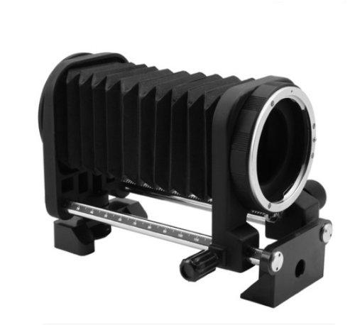 Fotga Makroobjektiv Faltenbalg/Balgengerät für Canon 1200D 1000D 700D 600D 70D Mark II III