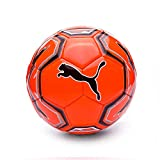 Puma Futsal 1 Trainer MS Ball Shocking Orange/Black/White (4)