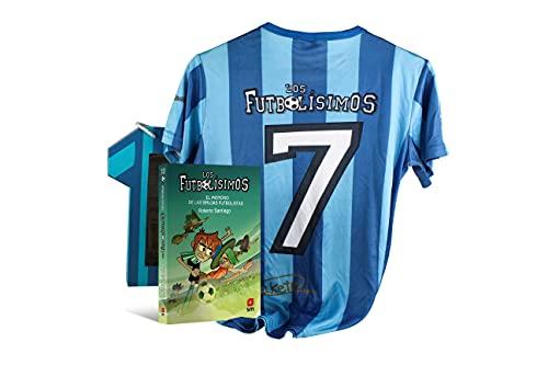 Futbolísimos. Pack camiseta - Libro N.19 (Los Futbolísimos)
