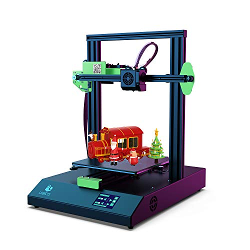 3D Printer, LABISTS Auto Leveling 3D Printer DIY Kit for Adults with Resume Printing Function, Touch Screen, Filament Detection, Printing Size 220X220X250mm