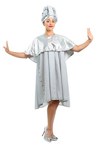 Grease Beauty - Disfraz para mujer (talla XS)