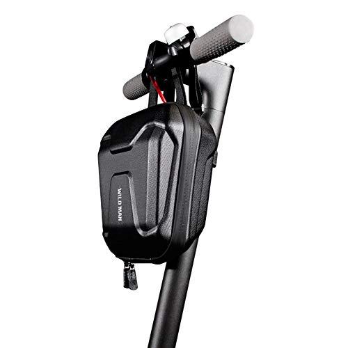 WILD MAN 2.5Lハードシェルレインプルーフキックボードスクーターストレージバッグ スクーターバイクキックボードの使用 (TS9)