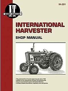 international b414 service manual