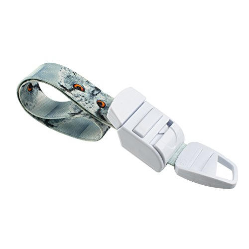 ROLSELEY Medical Tourniquet with OWL Pattern with ABS Plastic Buckle Latex Free Elastic Band Perfect for Doctors, Nurses, Students and Paramedics