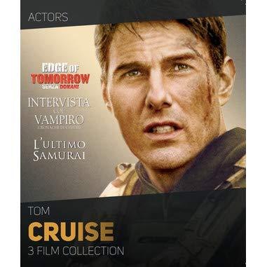 Tom Cruise Collection (Dvd) Edge of Tomorrow - intervista col vampiro - l'ultimo Samurai