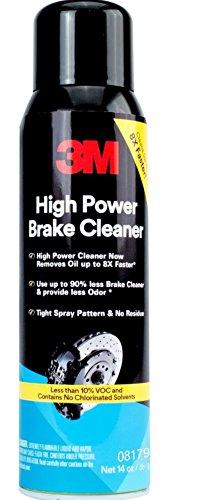3M 08179 12 Pack 14 oz. Low Voc High Power Brake Cleaner