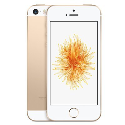 Apple 【SIMロック解除済】UQmobile iPhoneSE 32GB A1723 (MP842J/A) ゴールド