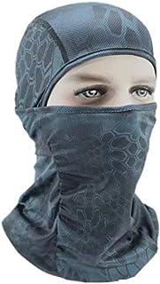Garneck Balaclava Neck Gaiter Headband Face Bandanas Balaclavas For Dust Outdoors Fishing Sports Running Women Men Number 1 Pattern