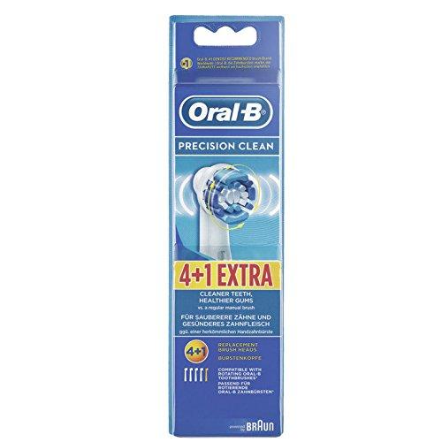 BRA Prec.clean4+1 Aufsteckb.