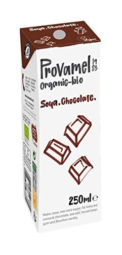アルプロ社『プロヴァメルオーガニック豆乳飲料チョコレート味』