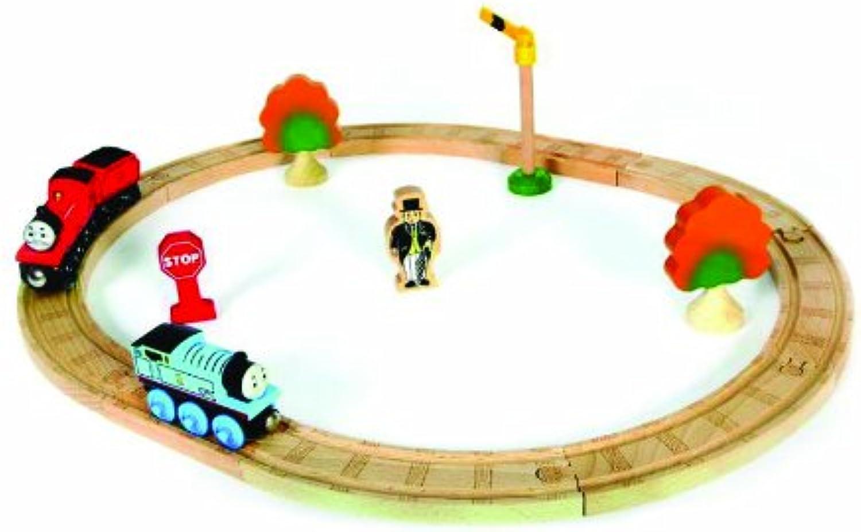 Thomas und seine Freunde 09720 - Thomas & James Starterset, Holzeisenbahn B004IU30IW  Garantiere Qualität und Quantität     | Neuer Eintrag