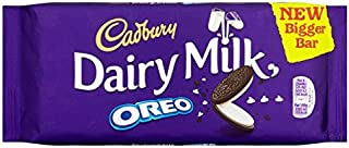 Cadbury Dairy Milk with Oreo 185g