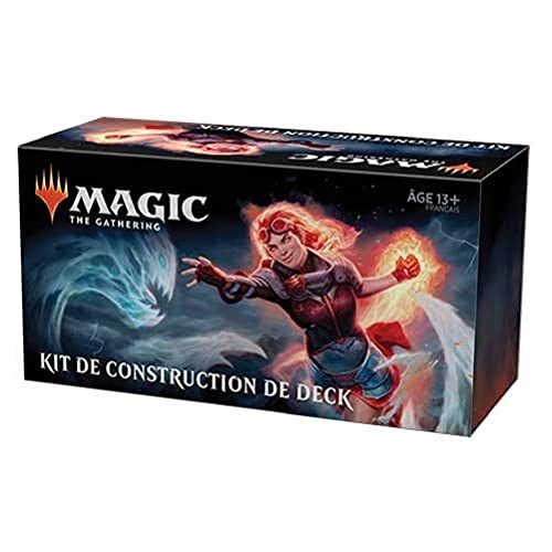 Kit de construction de deck Magic: The Gathering Édition de base2020 (comprenant 4boosters) – Version française