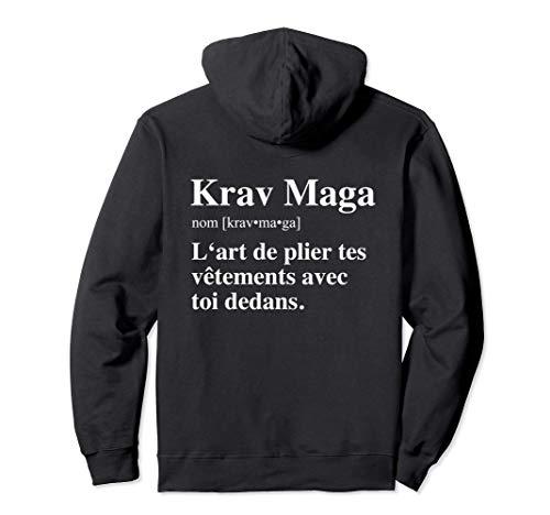 Krav Maga - Lart de plier tes vêtements avec toi dedans-Fun