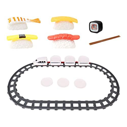 NC Elektronischer Sushi Zug Rotierendes...
