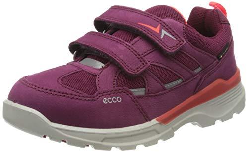 Ecco Mädchen URBANHIKER Sneaker, Violett (Red Plum 2293), 24 EU