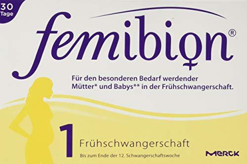 Femibion 1 Kinderwunsch und Schwangerschaft, 30 St. Tabletten