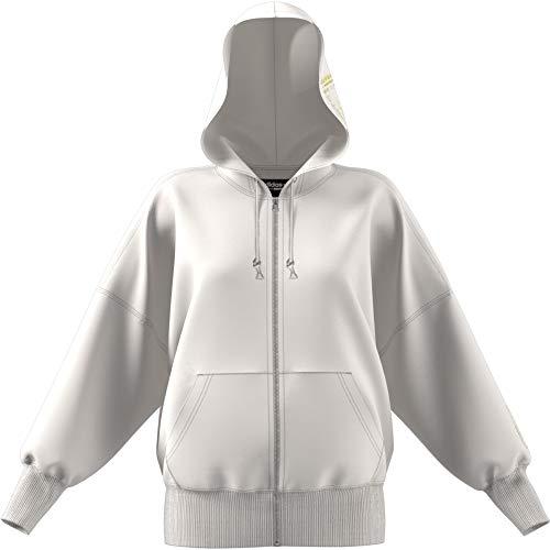 adidas Full Zip - Chaqueta, Mujer, Blanco(Blatiz)