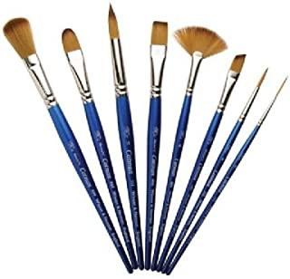 2 pcs sku# 1828615MA Size: 6 - Round Winsor /& Newton Cotman Water Colour Brushes Series Number: 111