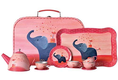 Egmont Toys Tin Tea Set - Elephant