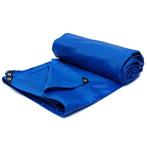 Impermeabilizante Paño Impermeable Protector Solar Tarpaulin Tarpaulin Tarpaulin Espejo Grosor 0.55mm, 520g / M2, 7 Tamaños, 5 Colores (azul, Rojo, Verde, Verde Militar, Verde Oscuro), Consejos, Si Ha