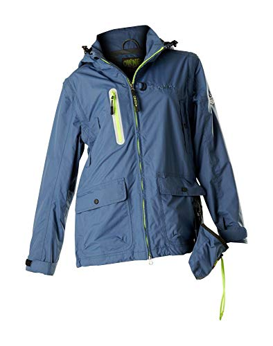 OWNEY OUTDOOR Trusty Friend Outdoor-Jacke Unisex Dark Petrol Gr. L